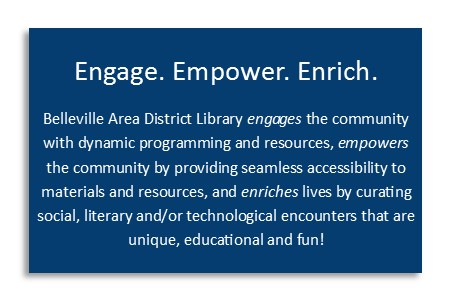 Engage empower enrich.