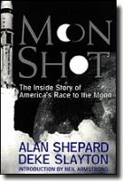 Cover of Moon Shot by Alan Shepard and Deke Slayton